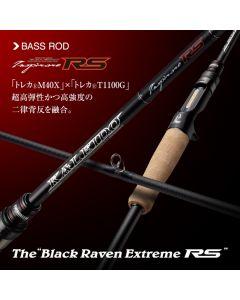 "EVERGREEN KALEIDO Inpirare IRSC-66MHF-TG40X ""Black Raven Extreme RS"""