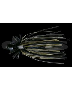 VIOLATOR JIG 1/2oz  #03 Black / Green Pumpkin