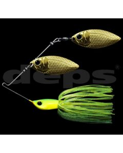 Deps B-Custom 3/8oz-#04 Lime chart F / R Gold