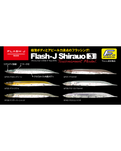 Fish Arrow Flash-J Shirauo 3inch