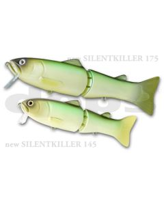 DEPS new SILENTKILLER 145 - 07 Deadly Keita Bass