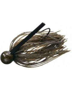 EVERGREEN IR JIG 5/16oz #100 Dark Green Pumpkin