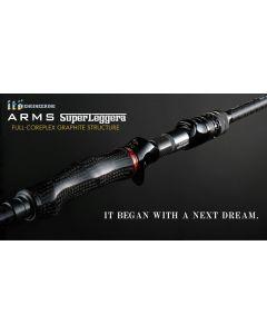Megabass ARMS SUPER LEGGERA - ASL6402X- L AR GT MS DG