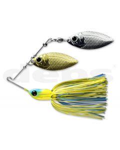 DEPS MINIBROS 1/2oz DW - # 12 Yellow Peacock