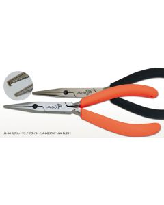 JA-DO SPLIT RING PLIER (MS size) Orange