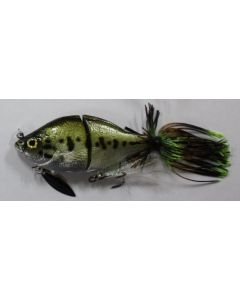 TH Tackle Little Zoe Jointed - #15 BASS