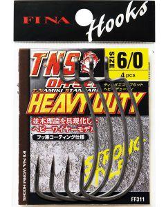 FINA T・N・S OFFSET HEAVY DUTY #6/0 (FF311)