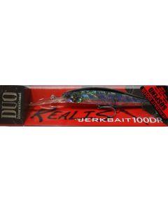 DUO REALIS JERKBAIT 100DR SP-AJA3096 Indigo Blue