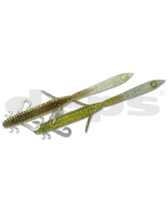 "DEPS DEATHADDER LIZARD 8"" # 22 Golden Shiner"