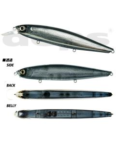 DEPS BALISONG MINNOW 100SP - #24 Blue Moon Galaxy