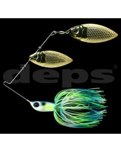 Deps B-Custom 3/4oz - #28 Sexy Shad F / R White Gold