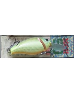T.H.tackle MC Hamar 90 - #2 Honey Blue Chart