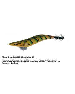 VE-77 Sumizoku JYU(柔) 3.5 - J 03 Olive Shrimp G