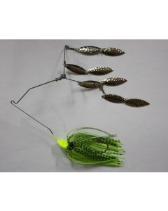 TH Tackle NEO Chandely 3/8oz- #4 Chartreuse shad