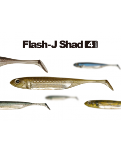Fish Arrow Flash-J Shad 4inch