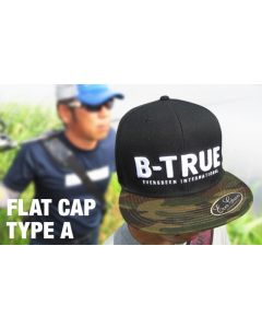 EVERGREEN 【B-TRUE】 Flat cap type A