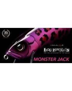 MONSTER JACK FROG PRODUCTS COLOR / Frog leopard