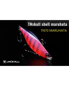 JACKALL TNskull shell maruhata TN70 MARUHATA SOUND