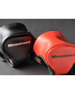 Megabass REEL PROTECTOR - RED