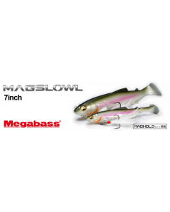 Megabass MAGSLOWL 7inch