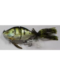 TH Tackle Little Zoe Jointed - #08 Natural Gill