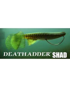 DEPS DEATHADDER SHAD 4inch
