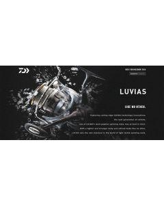 DAIWA 15 LUVIAS 2508PE-DH
