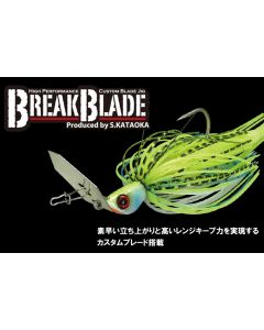 JACKALL Break Blade 1/4oz