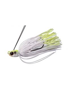 JACKALL B crawl swimmer 1/4oz - Chart back pearl