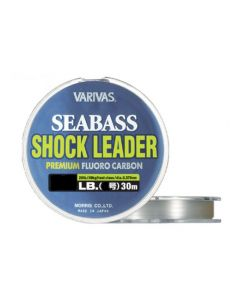 Varivas Seabass Shock Leader Premium Fluoro Carbon 30m 12lb