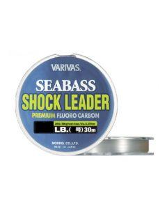 Varivas Seabass Shock Leader Premium Fluoro Carbon 30m 25lb