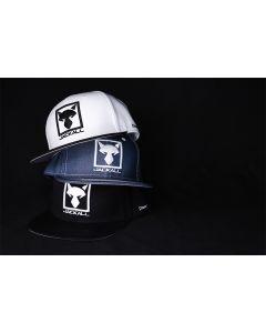 JACKALL SQUARE LOGO FLAT CAP