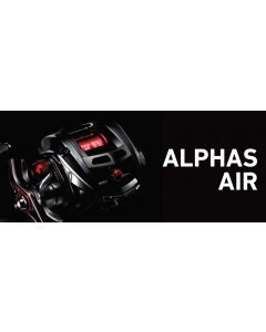 DAIWA 16 ALPHAS AIR 7.2R (Right)