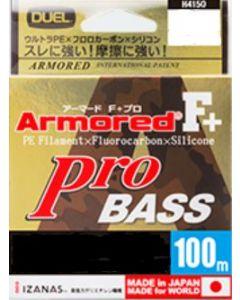 DUEL Armored® F+ Pro BASS 100m