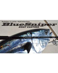 YAMAGA Blanks BlueSniper 81/2 Boat Casting