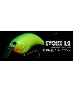 DEPS EVOKE 1.2 #15 Red Claw Chart Berry