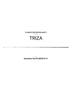 Megabass 21 TRIZA Exclusive Tip F0-68XSTZ #1