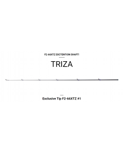 Megabass 21 TRIZA Exclusive Tip F2-66XTZ #1