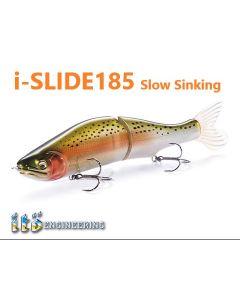 Megabass I-SLIDE185 Slow Sinking