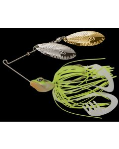 Megabass i-SPIN 1/4oz. (W) - SWIMMING FROG