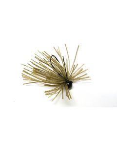 KEITEC Mono Spin Jig 1/16oz #309 Sahara Olive FLK.