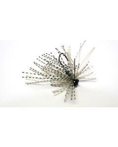 KEITEC Mono Spin Jig 1/16oz #320 Silver-Tiger