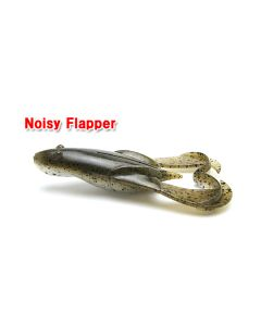 KEITECH Noisy Flapper #467 Black Red Berry