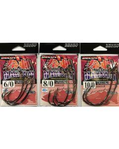 DECOY Makisasu Hook Magnum Worm30M
