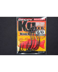 Decoy KG Hook Worm 17 #4/0