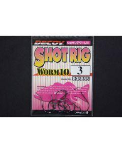 Decoy Shot Rig Worm 10 #3