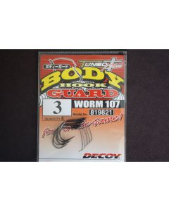Decoy Body-Guard Worm 107 #3