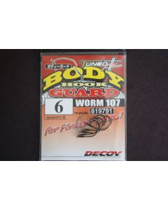 Decoy Body-Guard Worm 107 #6