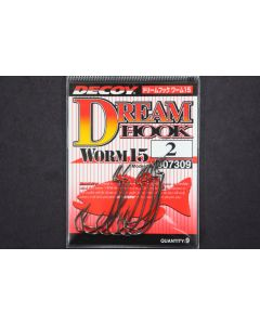 Decoy Dream Hook Worm 15 #2