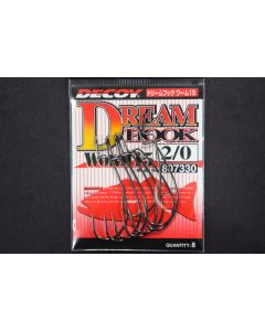 Decoy Dream Hook Worm 15 #2/0